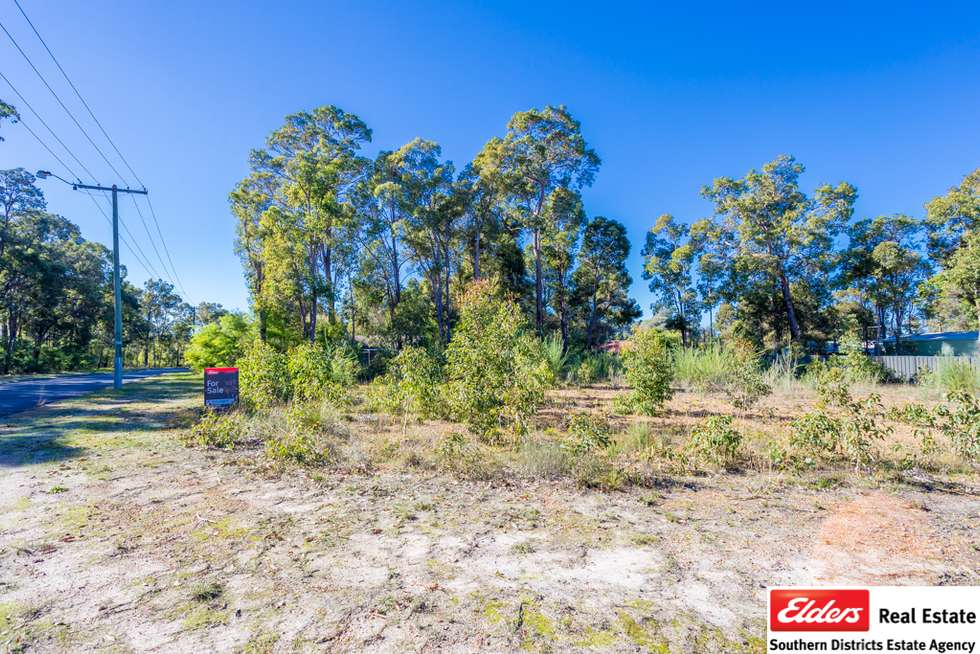 Third view of Homely residentialLand listing, 1 Cunningham Cres, Collie WA 6225