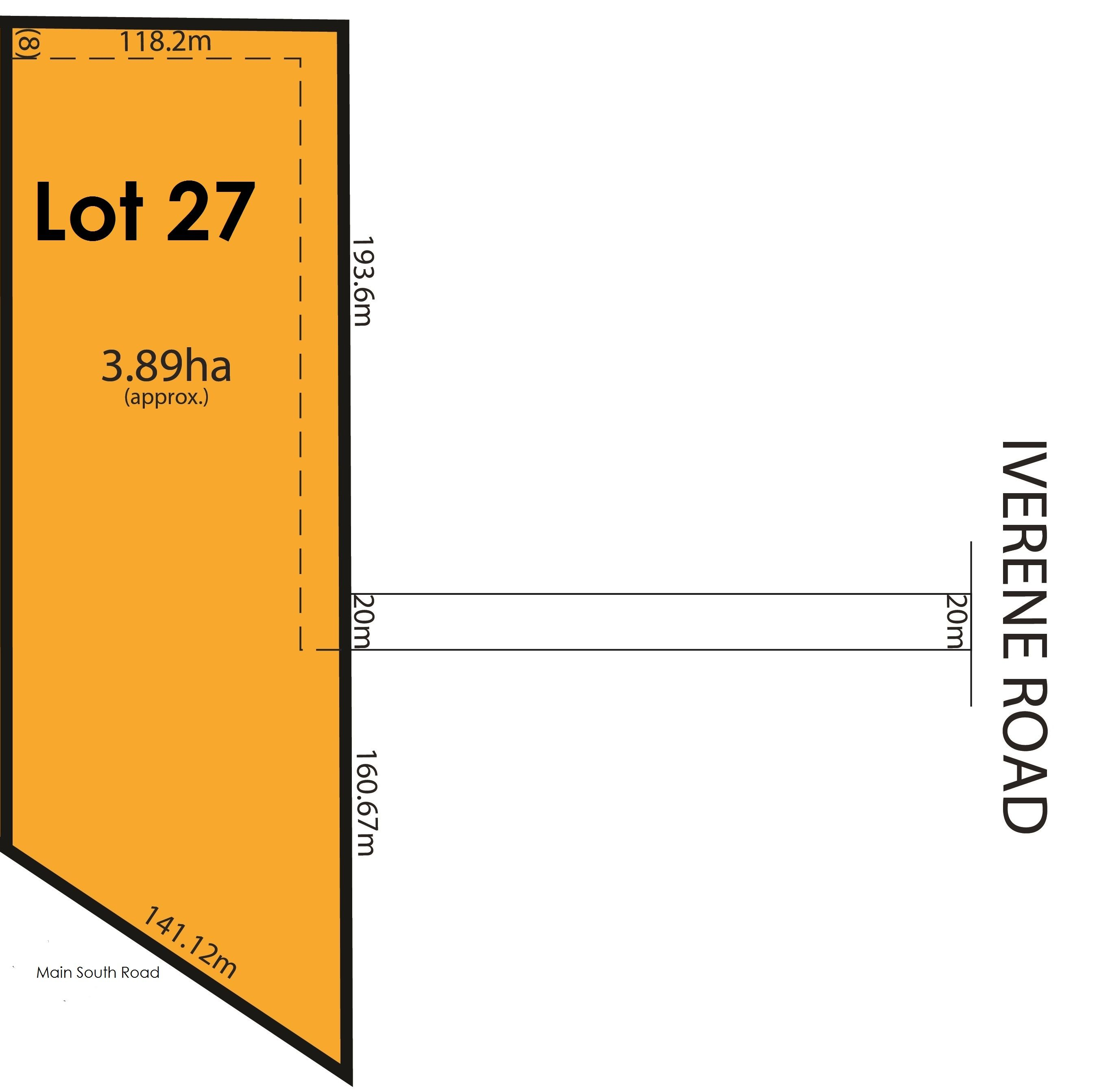 Lot 27 Iverene Road