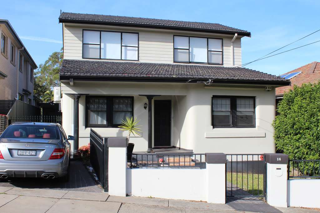 Main view of Homely house listing, 16 MOORE ST, Bardwell Park, NSW 2207