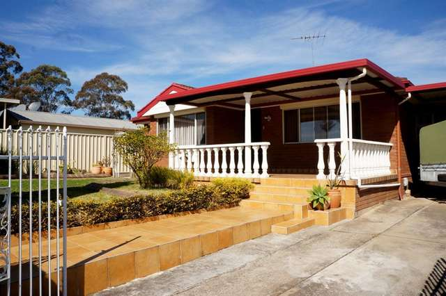 5 CADDO CL., Greenfield Park NSW 2176