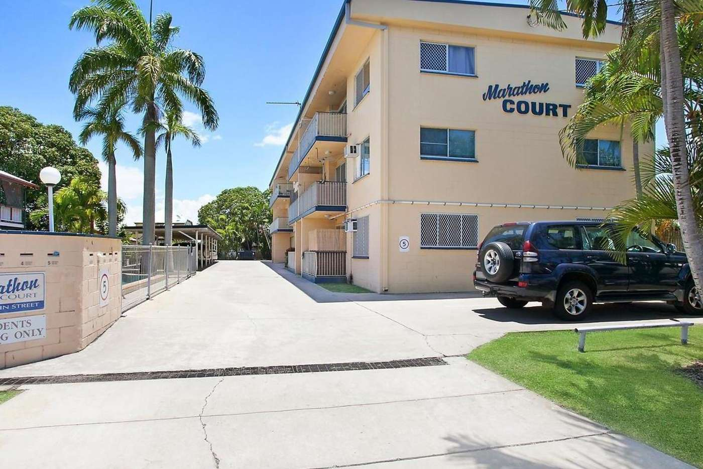 Main view of Homely unit listing, 8/11 Vaughn, West End QLD 4810