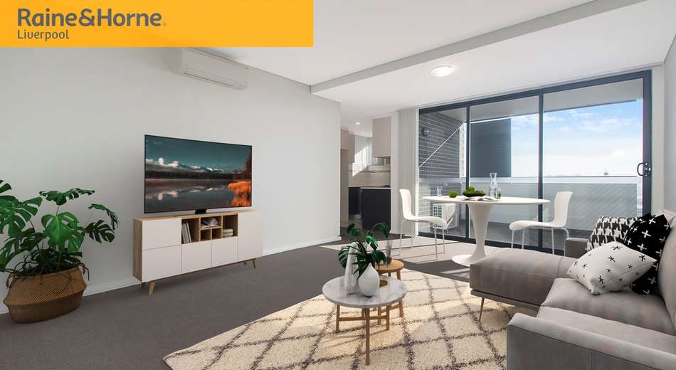 45/4-6 Castlereagh Street, Liverpool NSW 2170