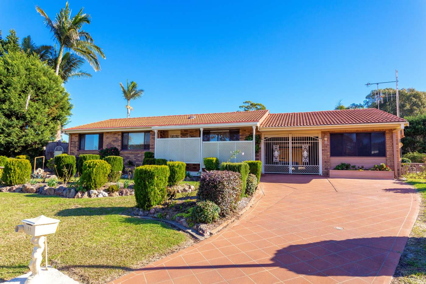 Main view of Homely house listing, 22 Manikato Place, Taree NSW 2430