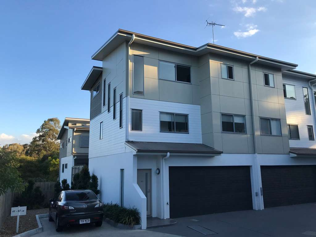 Main view of Homely townhouse listing, 63/18 Bendena Terrace, Carina Heights, QLD 4152
