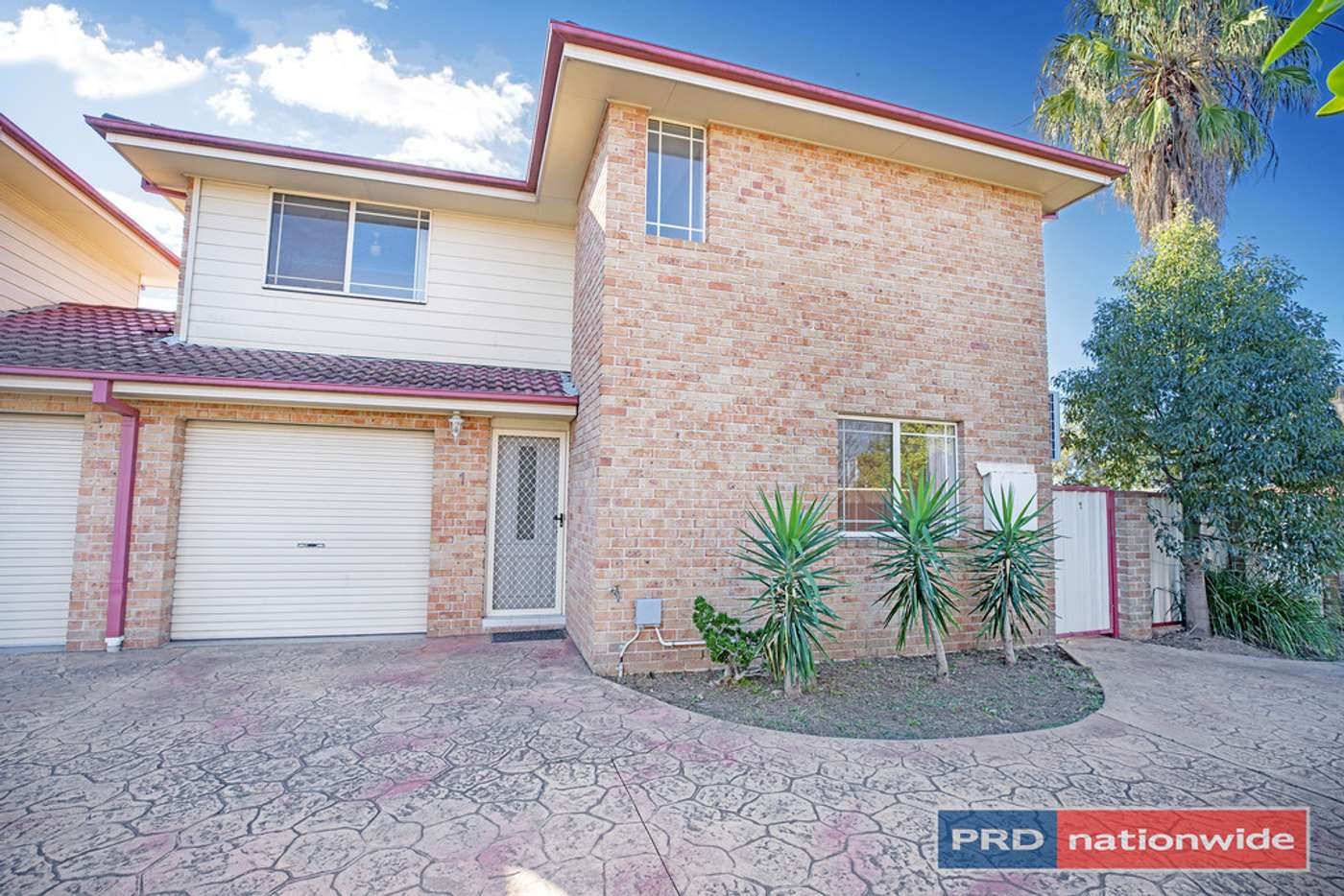 Main view of Homely semiDetached listing, 1/3 Jean Street, Kingswood NSW 2747