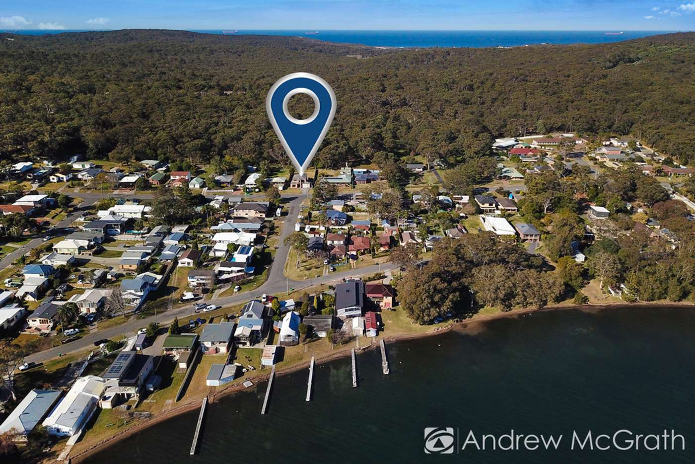 Main view of Homely house listing, 105 Government Rd, Nords Wharf NSW 2281
