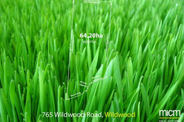 765 Wildwood Road, Wildwood VIC 3429