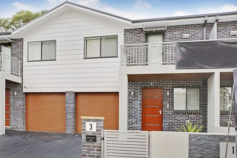 Main view of Homely house listing, 3/1 Harold Street, Macquarie Fields, NSW 2564
