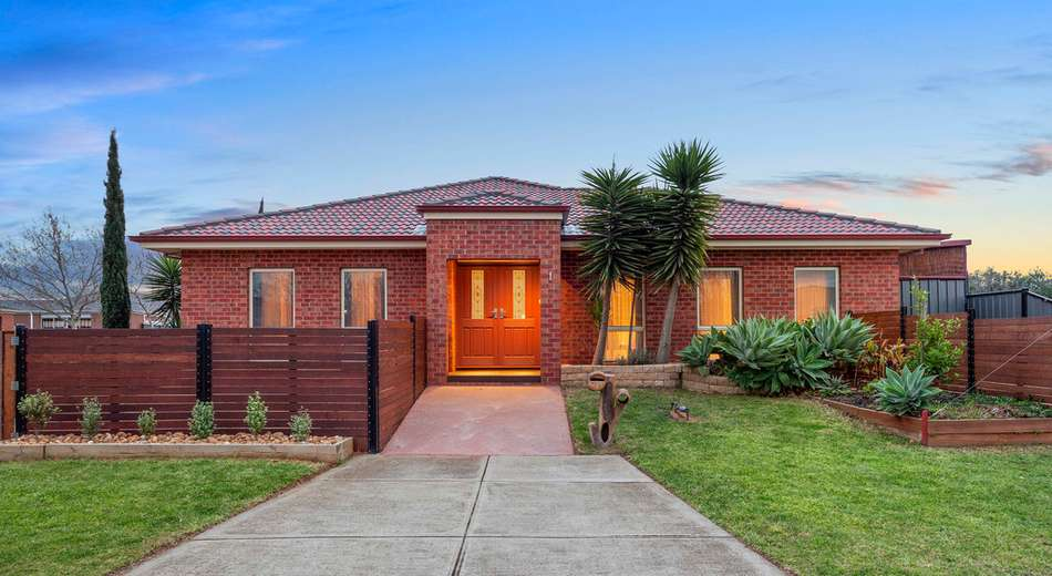 1 Trapani Avenue, Point Cook VIC 3030