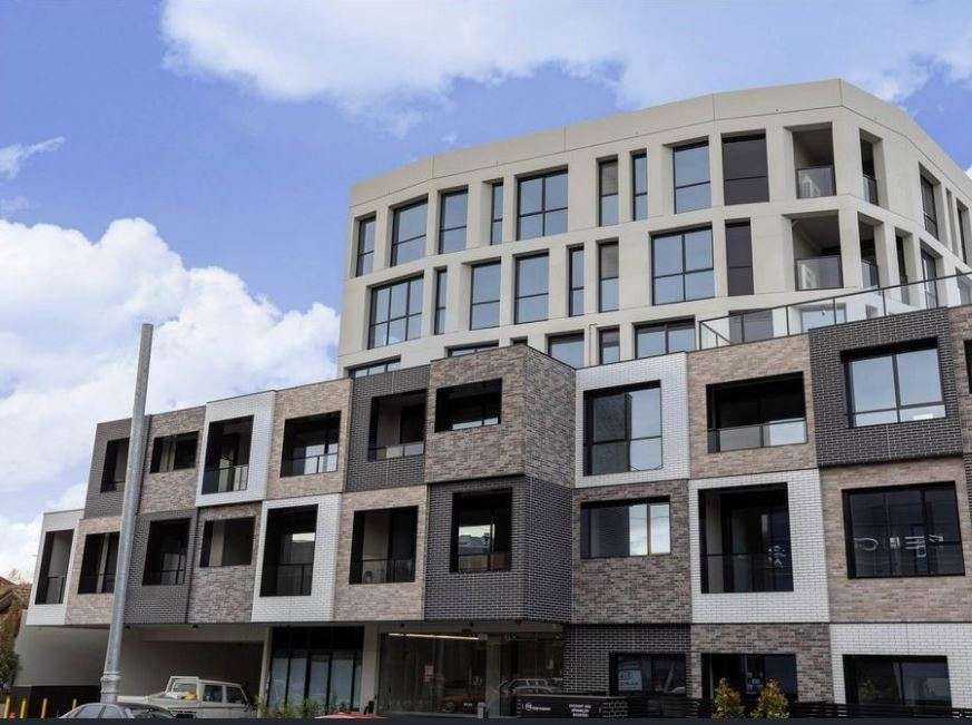Main view of Homely apartment listing, 120 205 Burnley Street, Richmond, VIC 3121