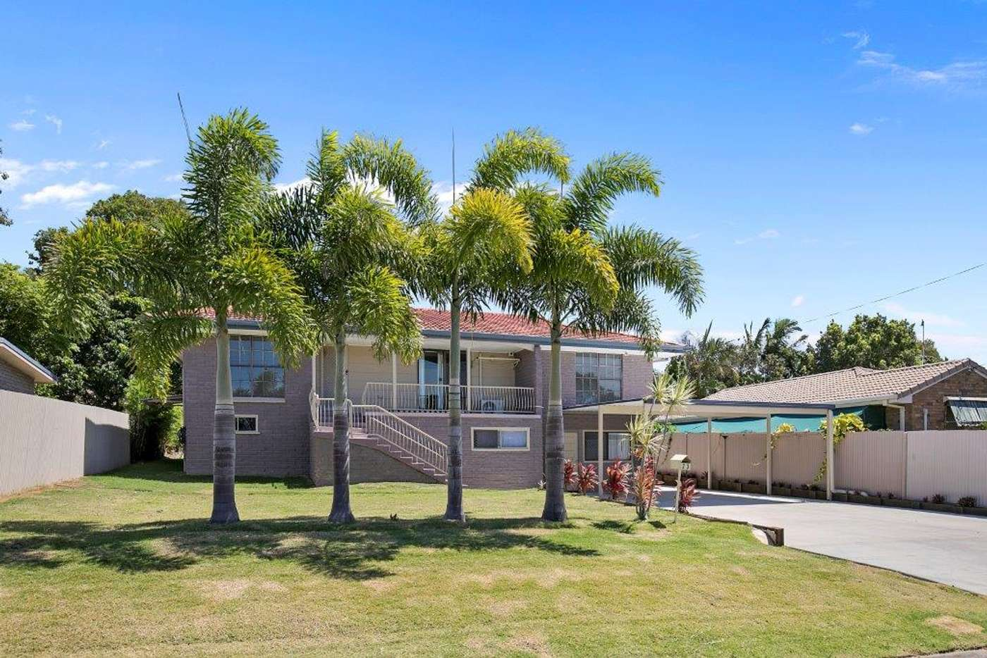 Main view of Homely house listing, 23 Holiday Parade, Scarness QLD 4655