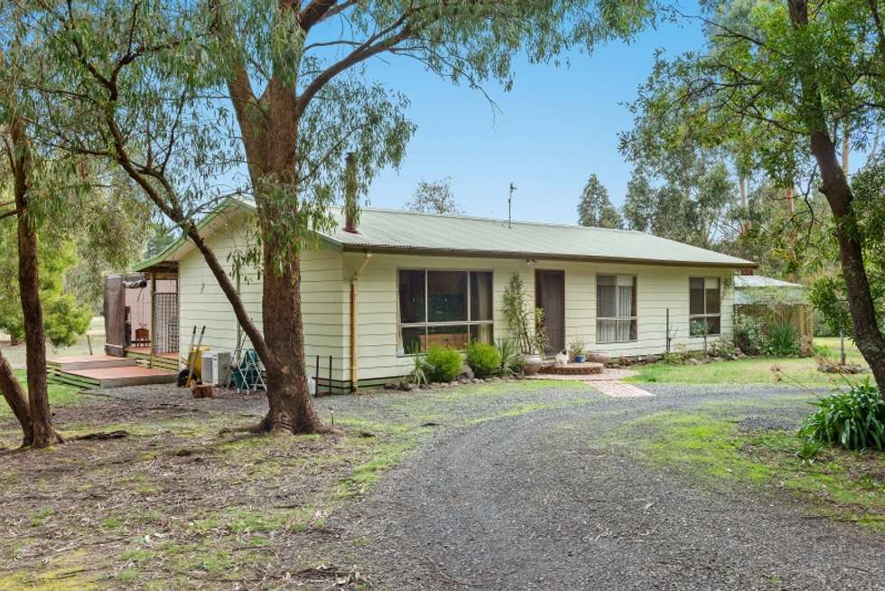 Second view of Homely house listing, 24 Grevillea Drive, Enfield VIC 3352