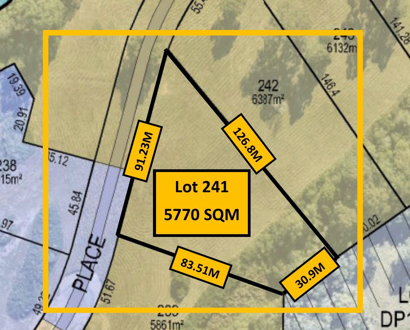 LOT 241 Beechwood Village Estate