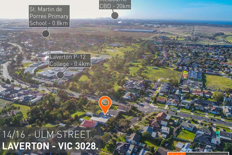 Third view of Homely house listing, 14-16 Ulm Street, Laverton VIC 3028