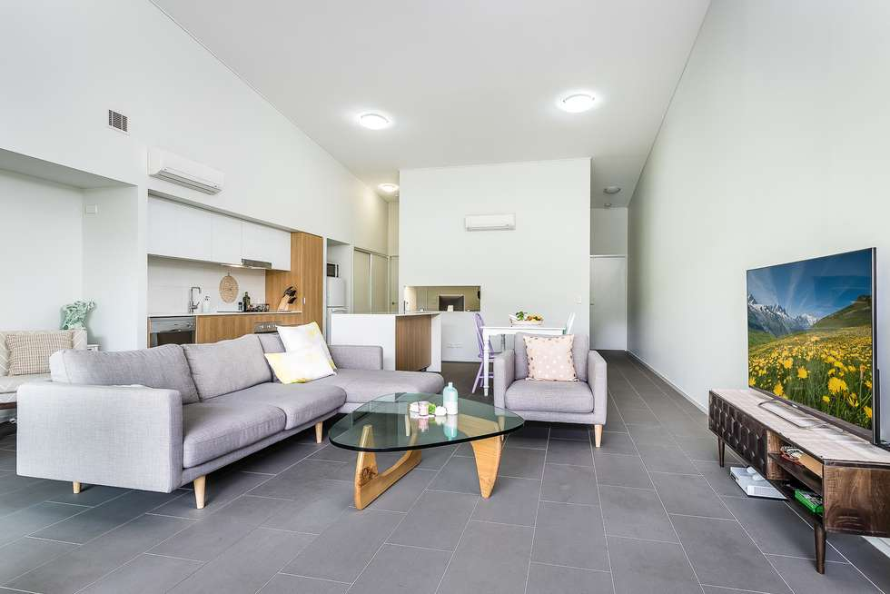 Second view of Homely unit listing, 22/2-4 Garden Terrace, Newmarket QLD 4051
