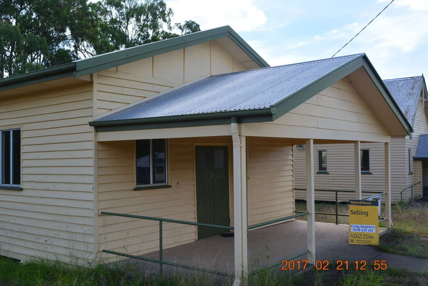 Main view of Homely house listing, 27 Collingwood Street, Proston QLD 4613