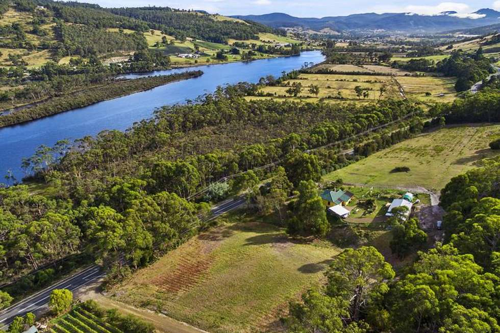 Third view of Homely residentialLand listing, Lot 2 Channel Highway, Huonville TAS 7109