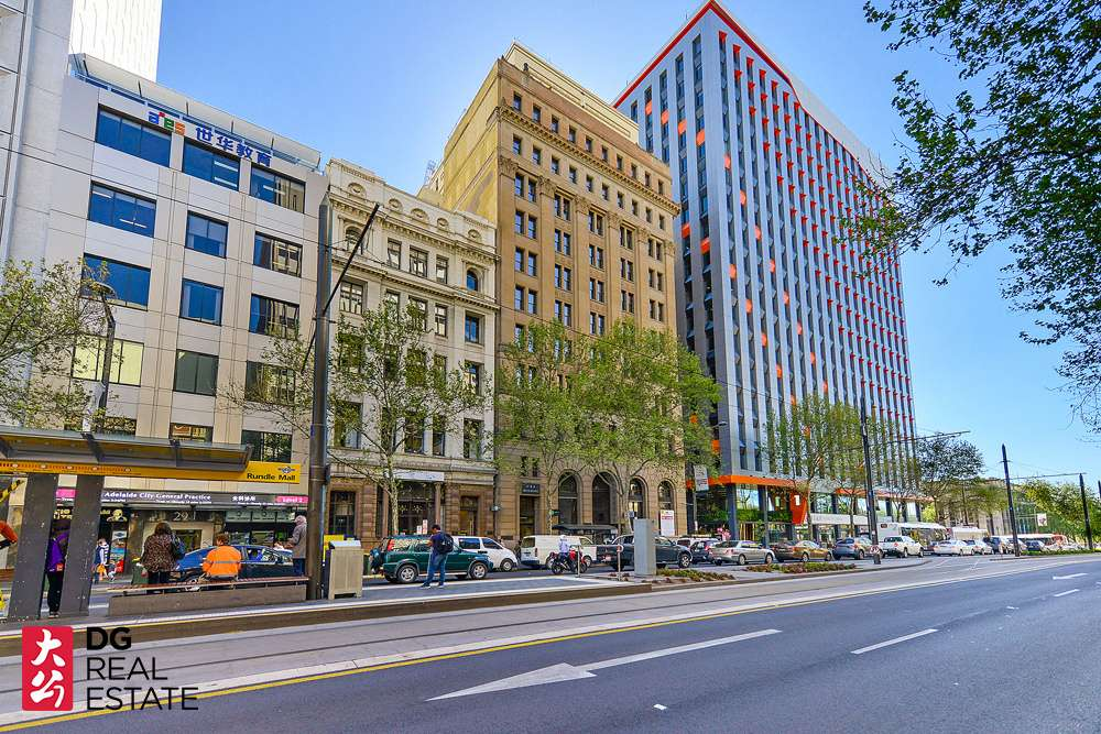Main view of Homely apartment listing, 805/23 King William Street, Adelaide, SA 5000