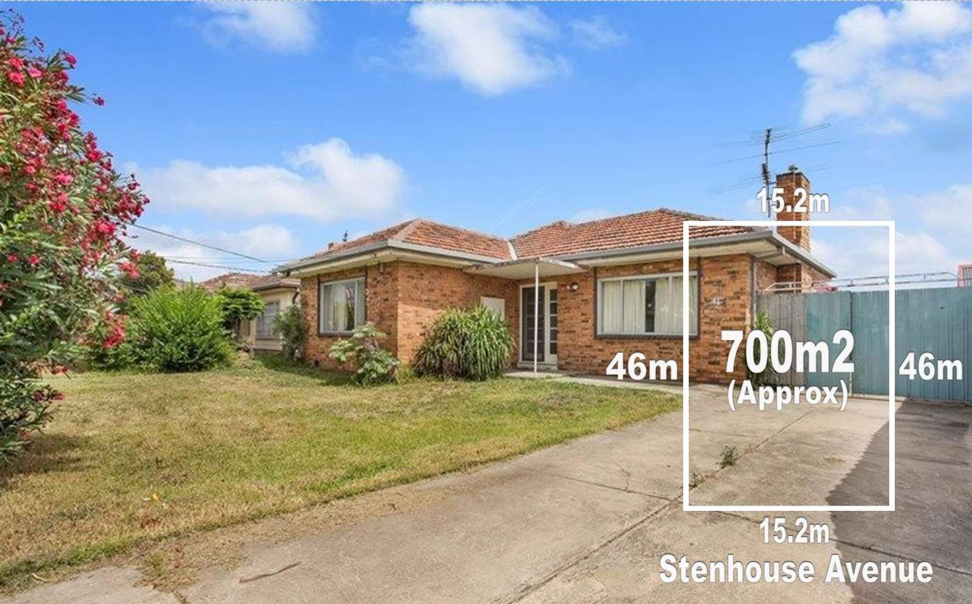 Main view of Homely house listing, 46 Stenhouse Avenue, Brooklyn, VIC 3012