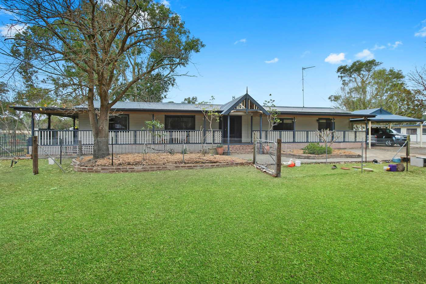 Main view of Homely acreageSemiRural listing, 278 Devlin Road, Castlereagh NSW 2749