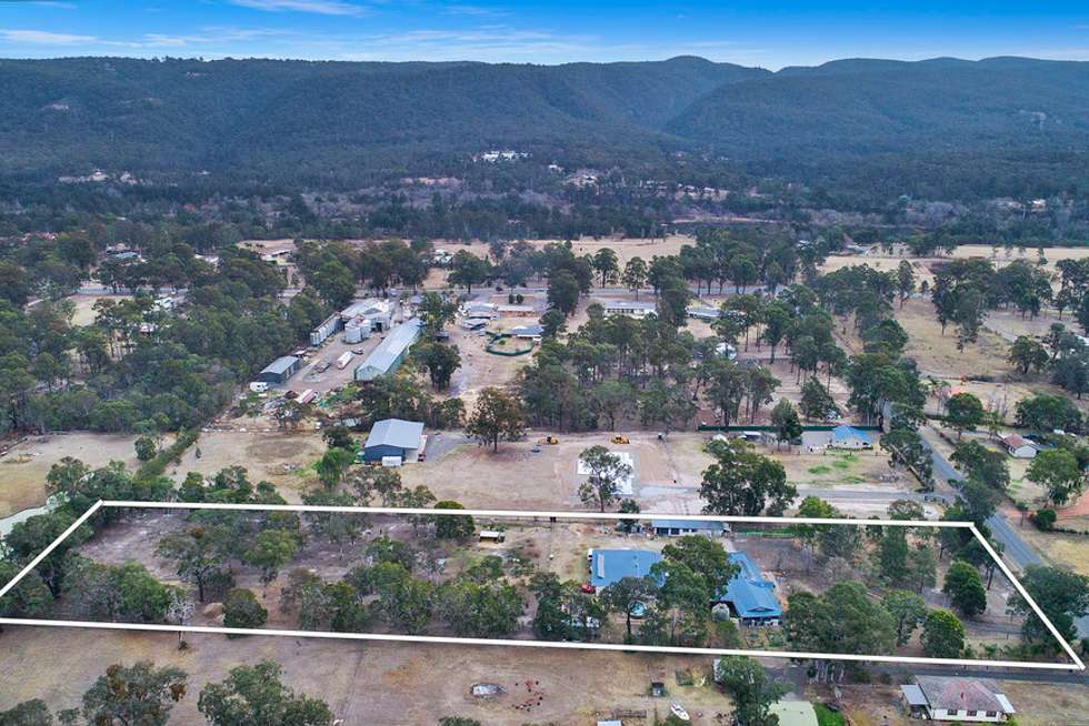 Third view of Homely acreageSemiRural listing, 278 Devlin Road, Castlereagh NSW 2749