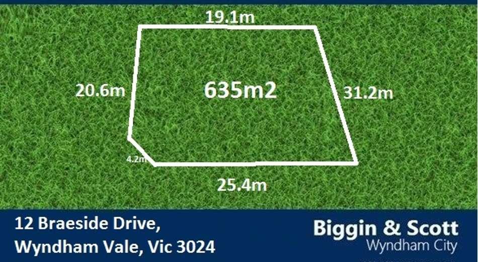 12 Braeside Drive, Wyndham Vale VIC 3024
