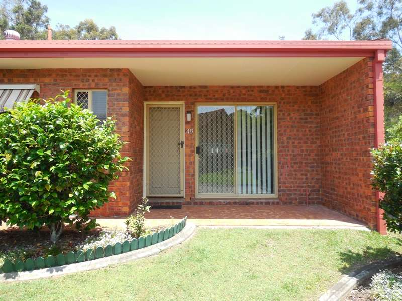 Main view of Homely villa listing, 49/37 Old Coach Road, Tallai, QLD 4213