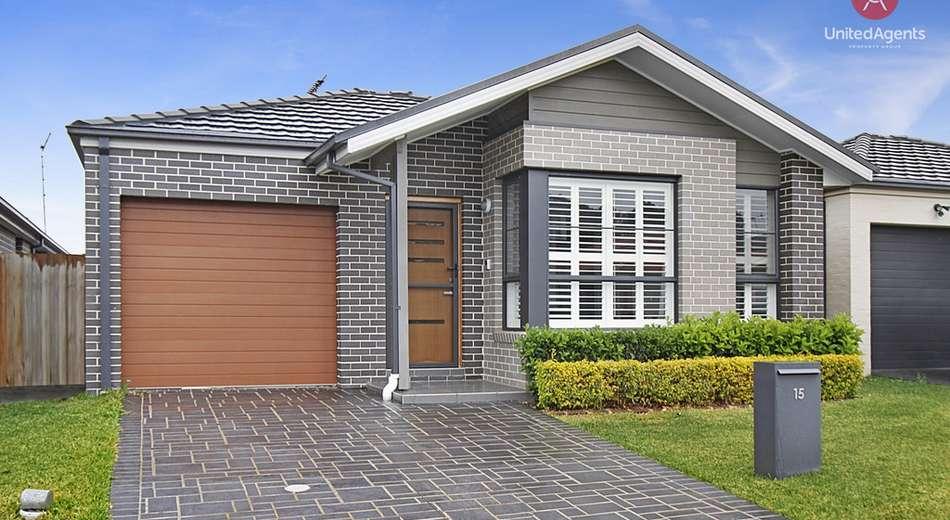 15 Gorgon Avenue, Elizabeth Hills NSW 2171