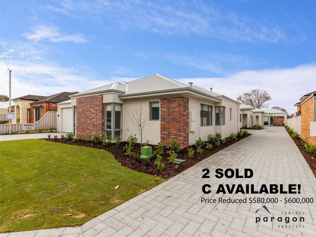 Main view of Homely house listing, 53C Darch Street, Yokine, WA 6060