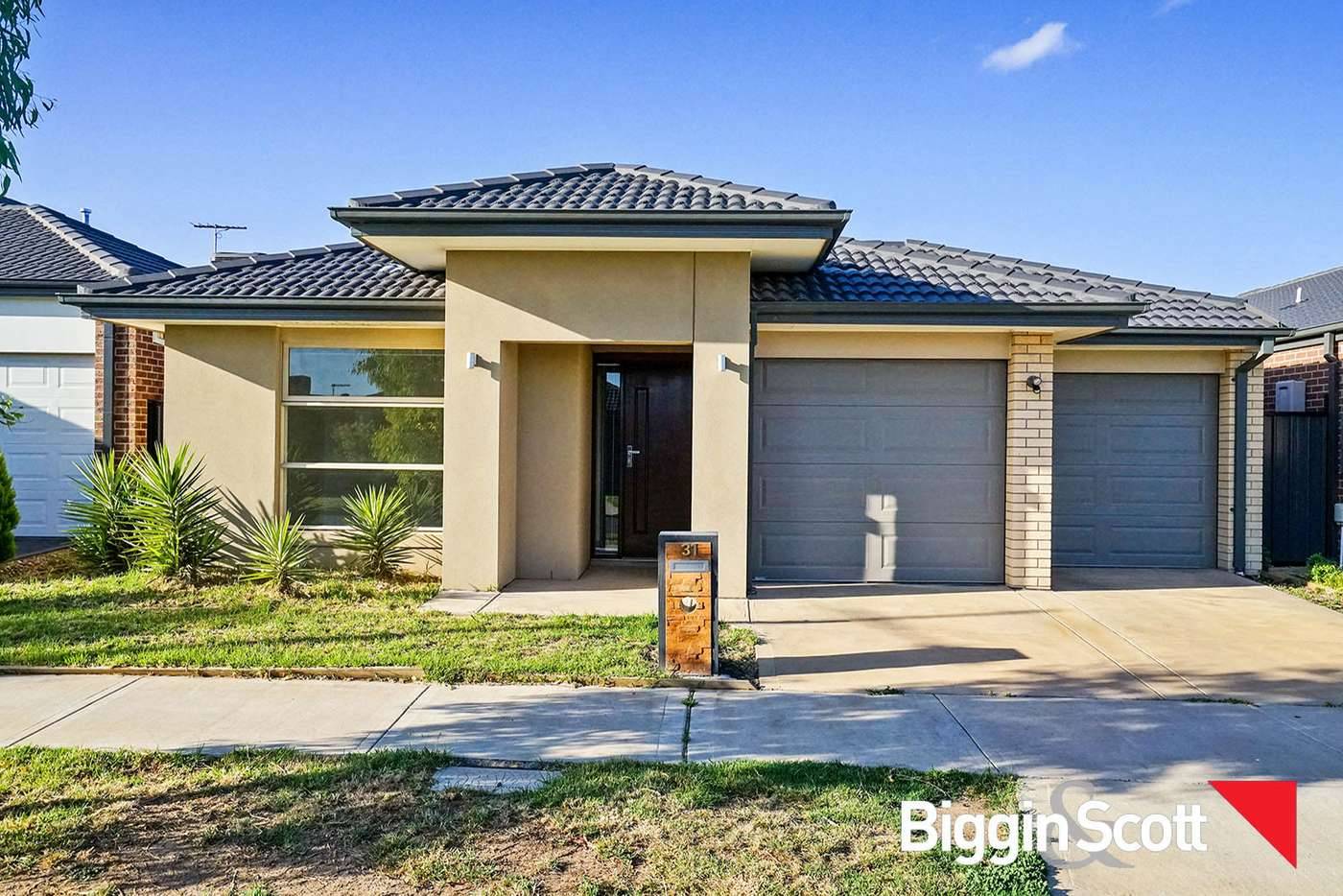 Main view of Homely house listing, 31 Omaroo Street, Truganina VIC 3029