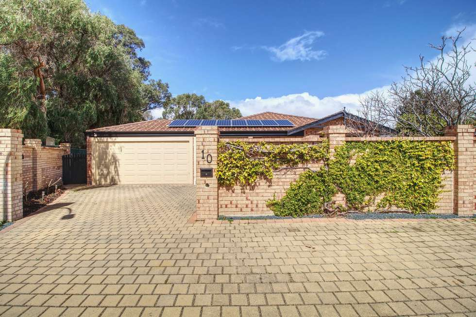 Second view of Homely house listing, 10 Princep Place, Warnbro WA 6169