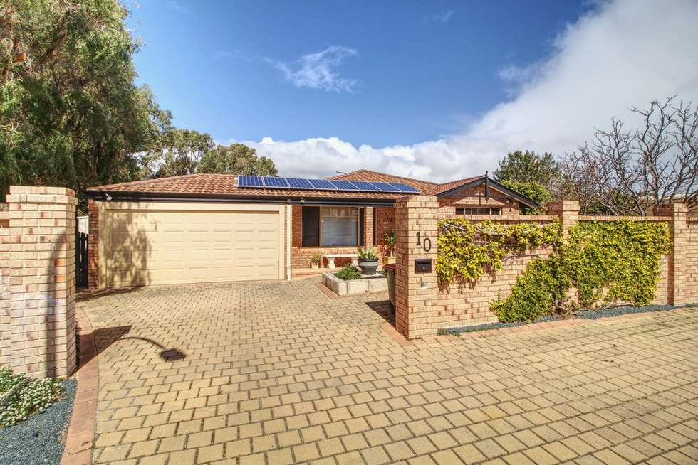 Third view of Homely house listing, 10 Princep Place, Warnbro WA 6169