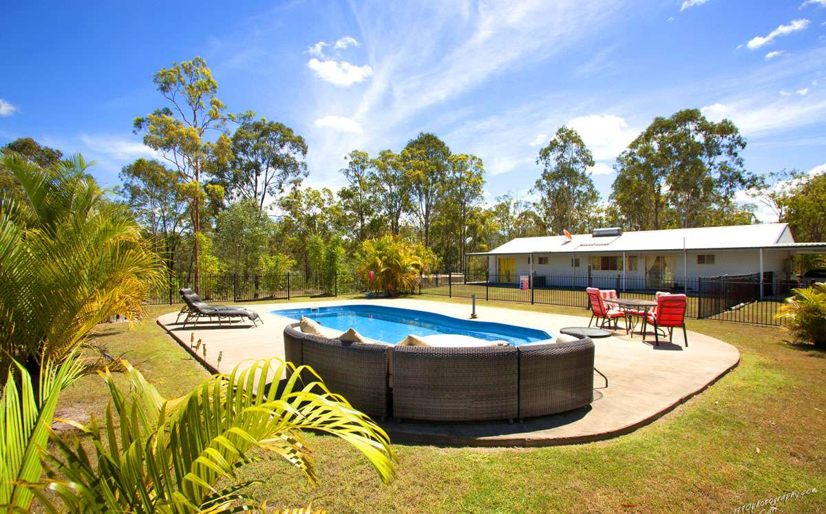 Main view of Homely  listing, 990 Round Hill Rd, Captain Creek, QLD 4677