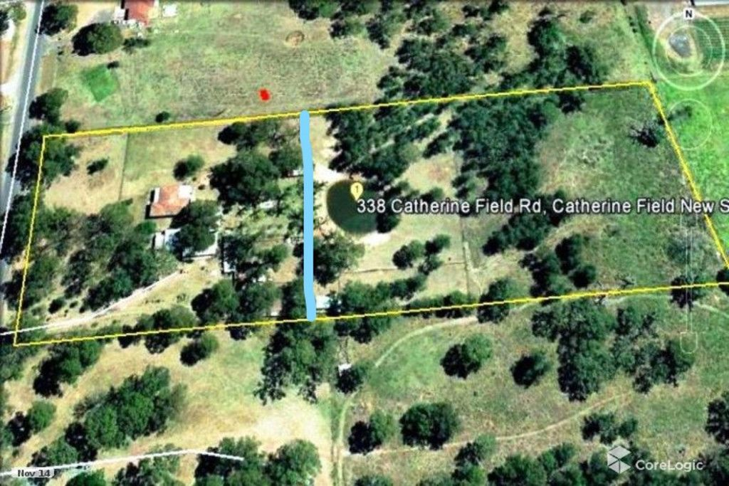 Land 338 Catherine Fields Rd