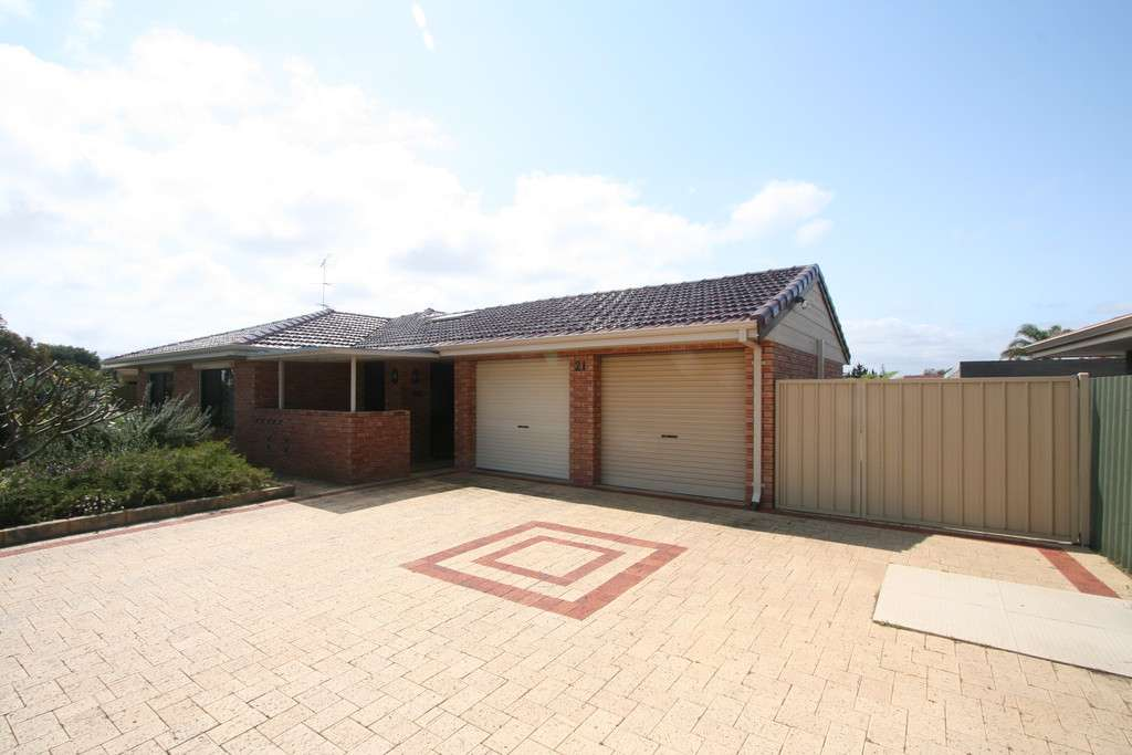 Main view of Homely house listing, 21 Trade Winds Drive, Safety Bay, WA 6169