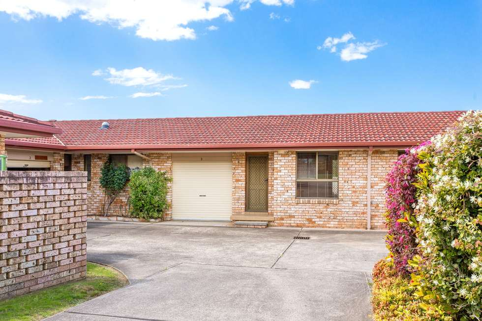 Second view of Homely villa listing, 3/9-11 Wyden Street, Old Bar NSW 2430