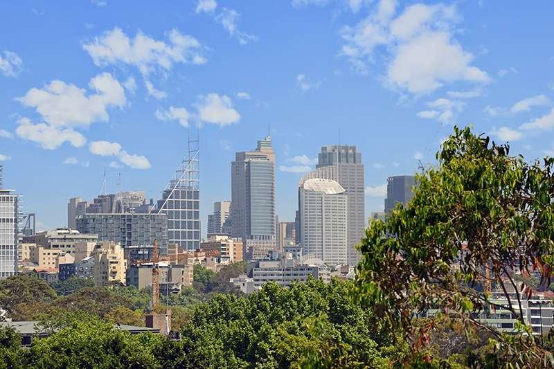 Main view of Homely apartment listing, 8F/6 Hampden Street, Paddington, NSW 2021