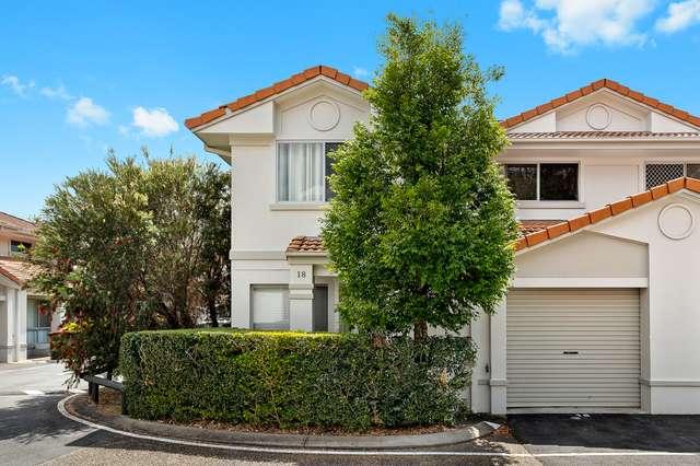 18/11 Glin Avenue, Newmarket QLD 4051