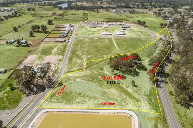Lot 506 Eden Circuit, Pitt Town NSW 2756