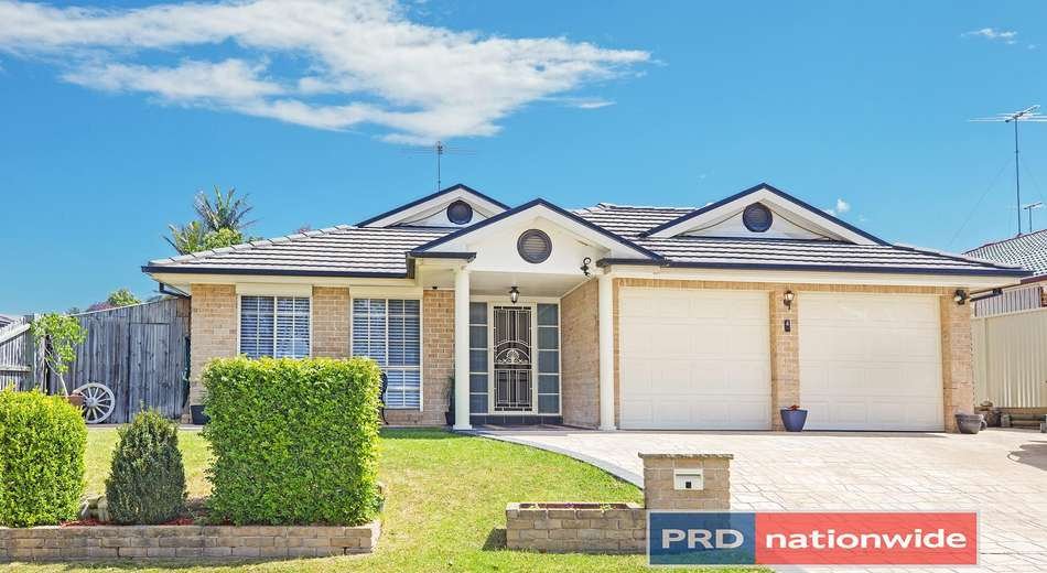 4 Crossandra Close, Cranebrook NSW 2749