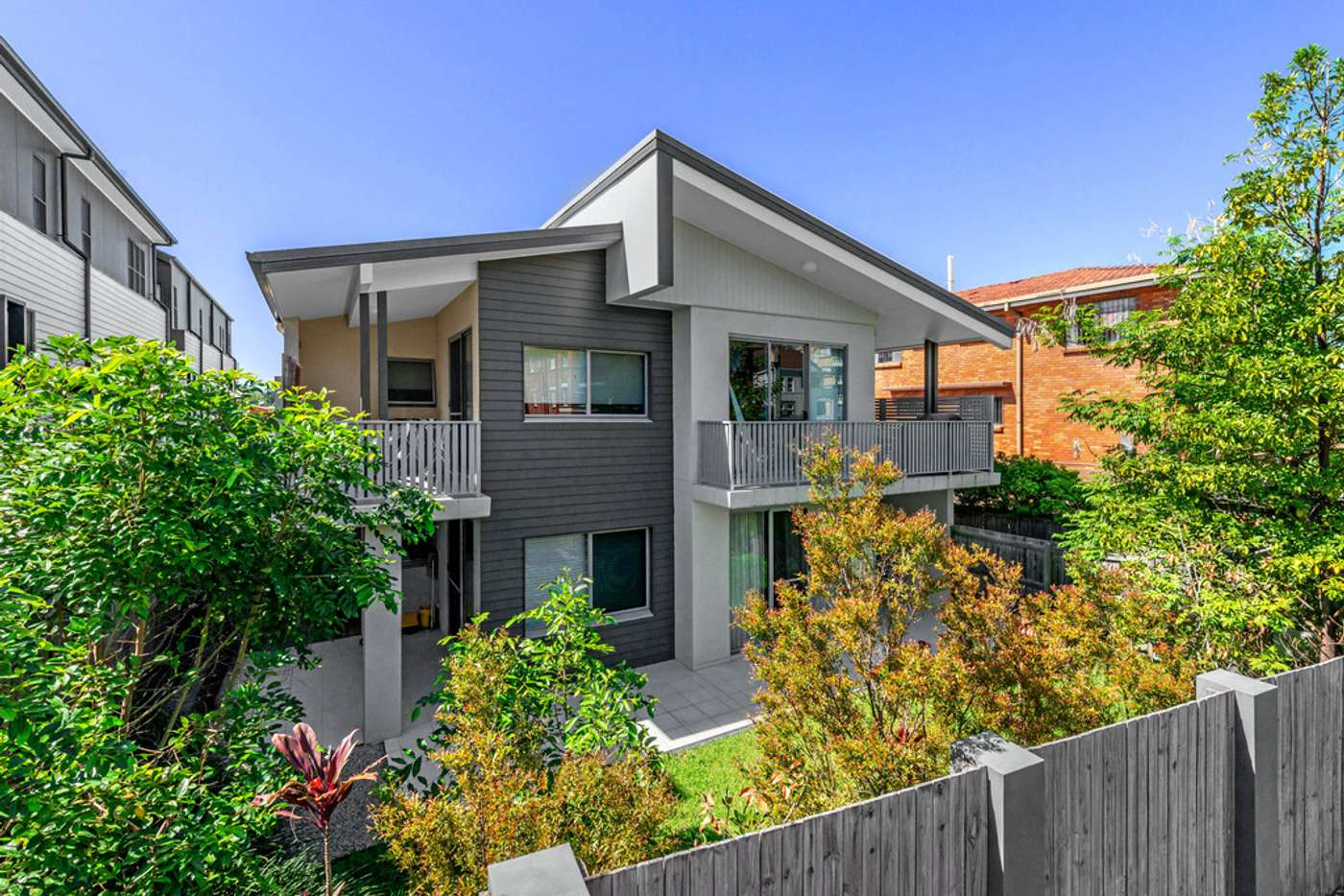 Main view of Homely unit listing, 6/304 Bowen Terrace, New Farm QLD 4005