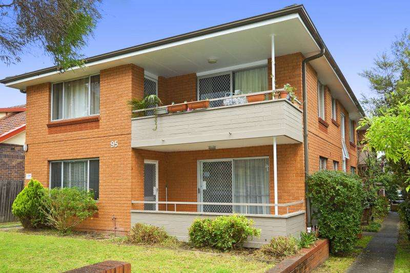 Main view of Homely unit listing, 1/95 Queen Street, Ashfield, NSW 2131