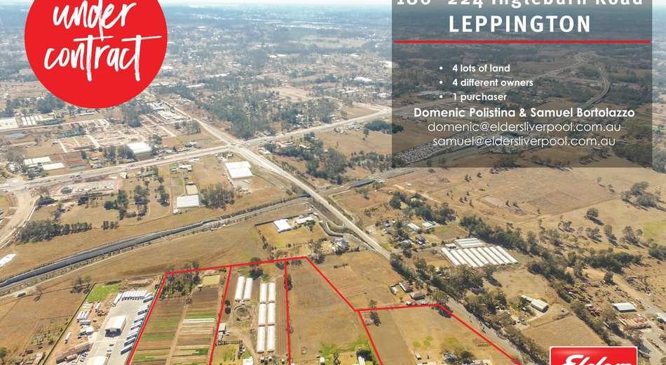 186-224 Ingleburn Road, Leppington NSW 2179