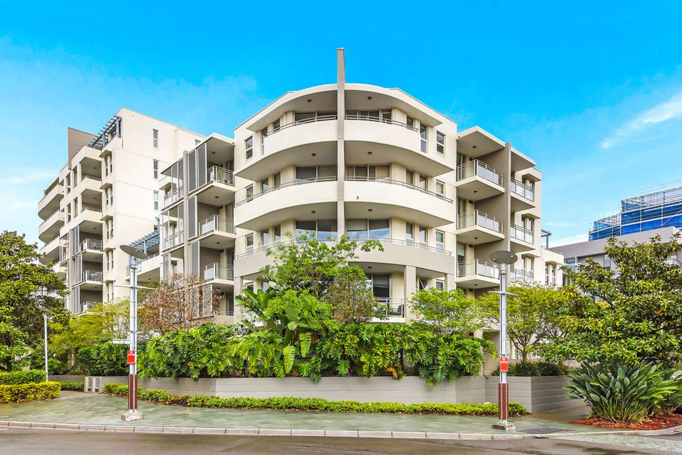 Main view of Homely apartment listing, 312/1 The Piazza, Wentworth Point NSW 2127