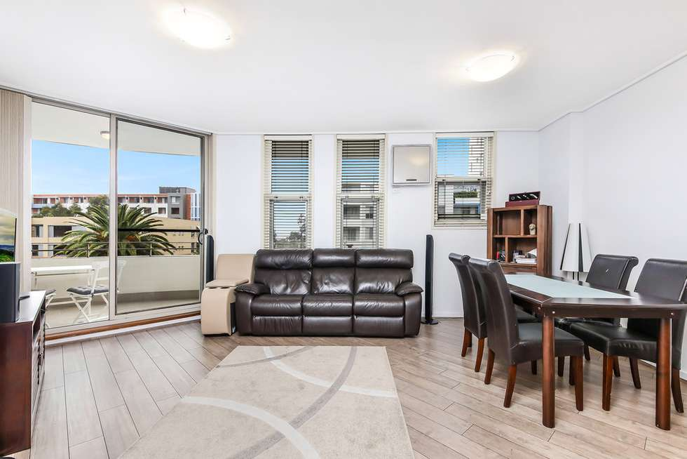 Second view of Homely apartment listing, 312/1 The Piazza, Wentworth Point NSW 2127