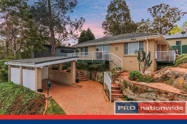 11 Kara Lane, Peakhurst Heights NSW 2210
