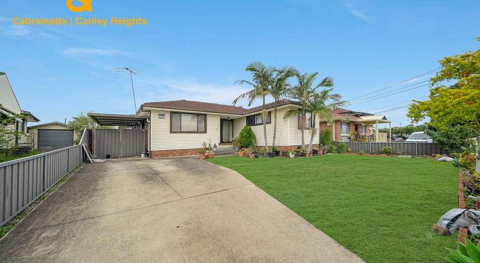 82 NORTH LIVERPOOL ROAD, Heckenberg NSW 2168