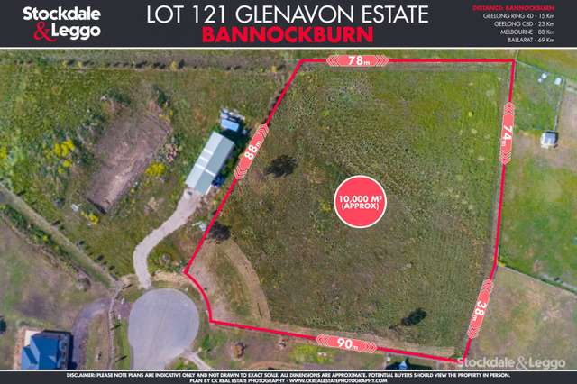 Lot 121 Glenavon Estate (Avoca Court)
