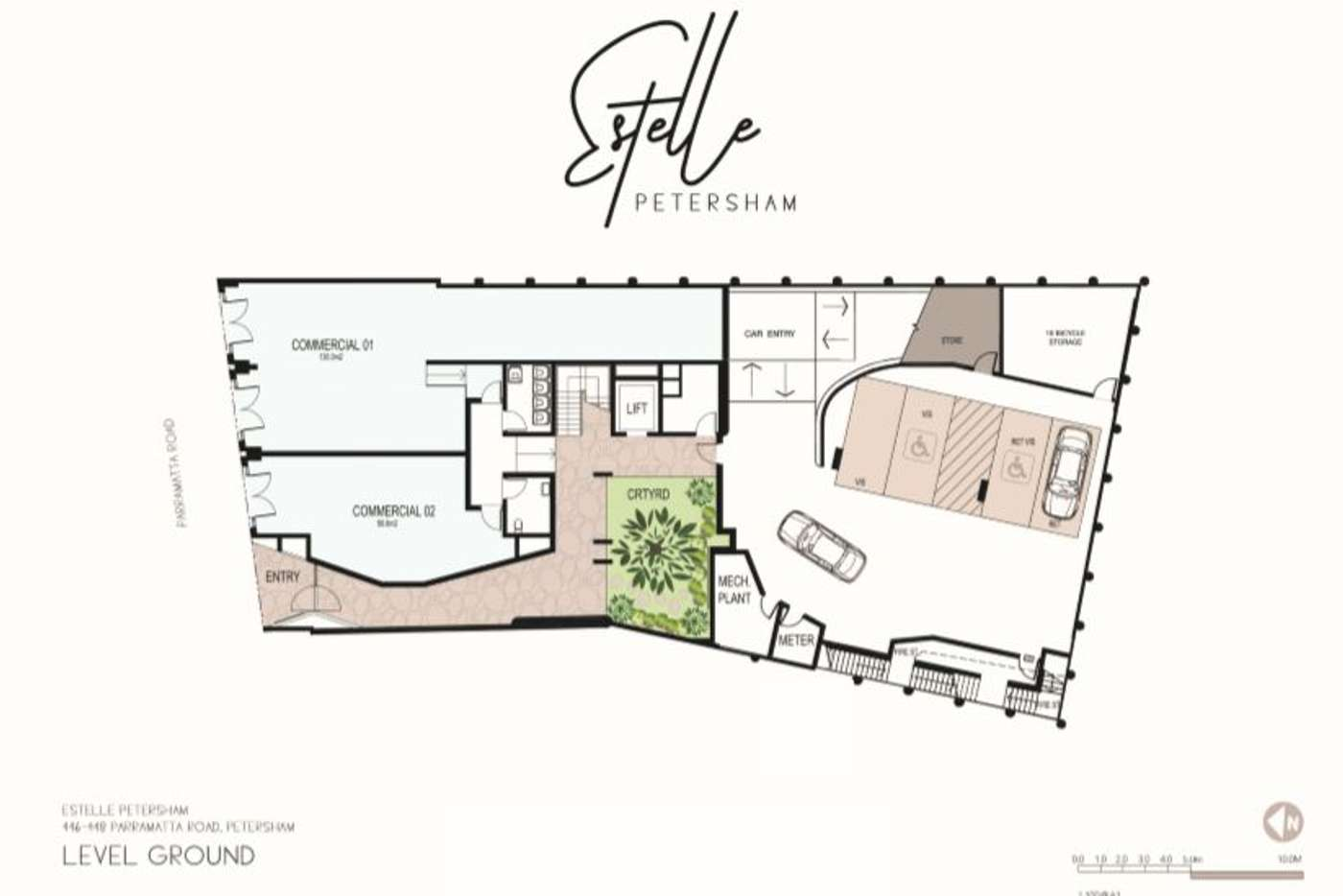 Seventh view of Homely apartment listing, 446-448 Parramatta Road (Estelle), Petersham NSW 2049