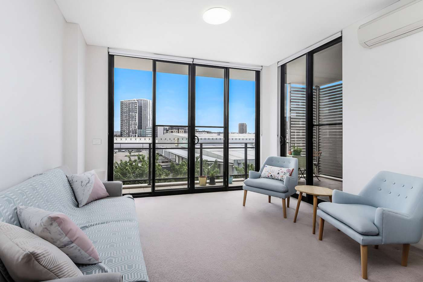 Main view of Homely apartment listing, 427/22 Baywater Drive, Wentworth Point NSW 2127